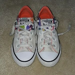 Converse Kids Watercolor Sneakers 2.5